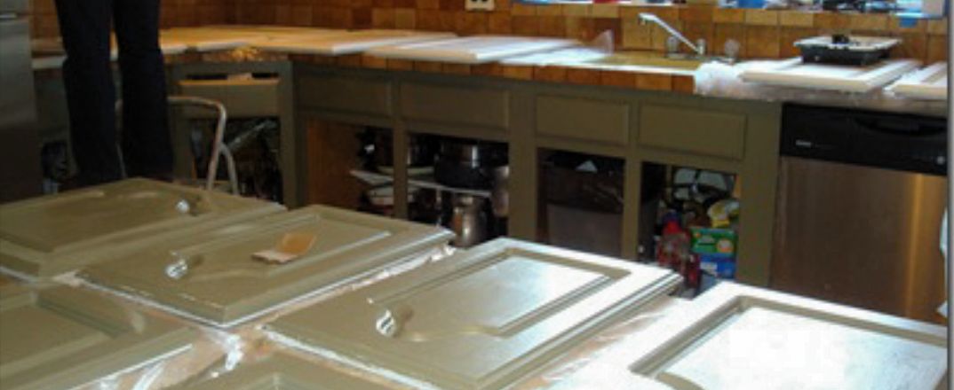 Cabinet Refinishing and Kitchen Cabinet Boulder