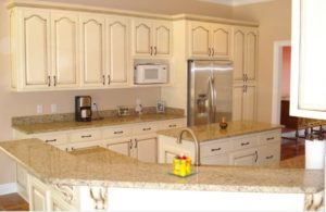 Cabinet refinishing and kitchen cabinet painting in Boulder CO